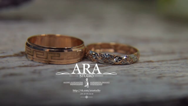 Aleksandr Alina_ Wedding day _ Студия АРА vk.com/arastudio