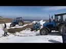 Оффроад 2019 с Тракторами. Трактор Беларус , Т-16 , Нива , Уаз , т 40