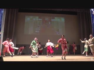 Thunderbird - Купальни Абура-я (Танцевальный конкурс) - Дай-Фест XII 2018