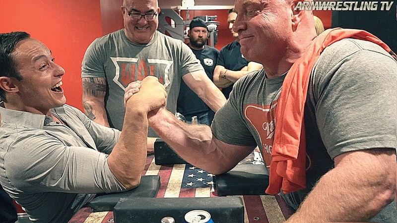 WAL 502 after pulling | ARM WRESTLING 2019 | PART 2