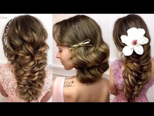 14 Increíbles Peinados para Fiestas Otros Eventos - Beautiful Hairstyles for Events Compilation