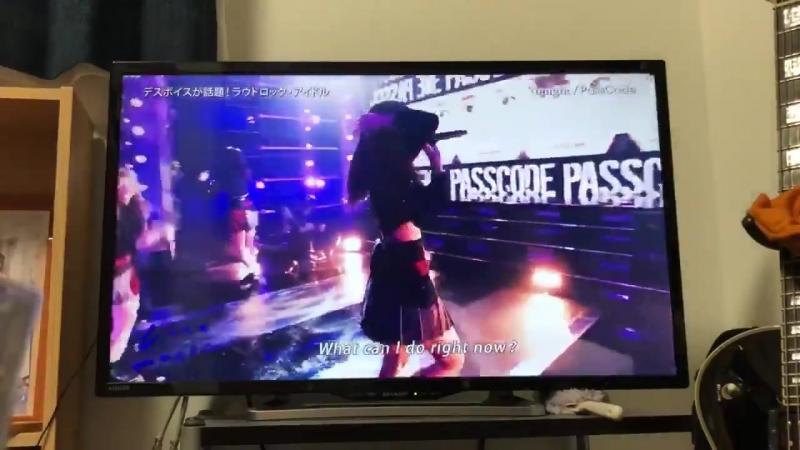 2018 09 23 PassCode Tonight Love music на Fuji TV