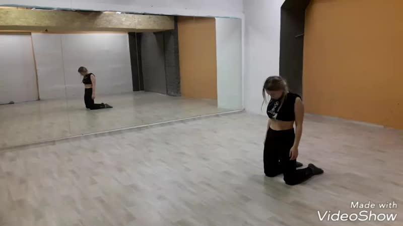 STRIP_вторая хореография (тренировка, соло)