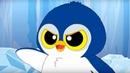 Юху и его друзья – Куки - пингвин Антарктиды - сезон 1 серия 39– обучающий мультфильм для детей