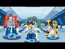 РоботыТрансформерами Наперегонки с бедой Мультик Игра для детей