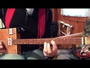 Money for Nothing lesson pt. 2on your 3 string cigar box guitar advanced