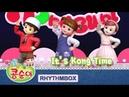 It's Kong time KONGSUNI RHYTHMBOX