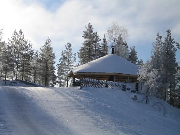 Горнолыжные курорты Финляндии.