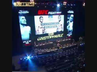 Хотели бы увидеть их бой ?На мой взгляд, это самый ожидаемый бой в UFC на данный момент🔥
