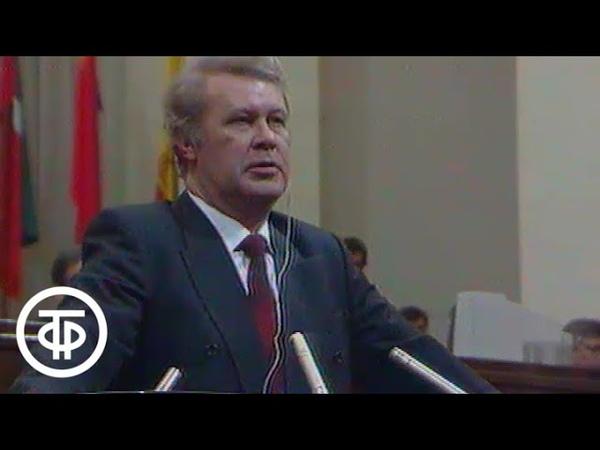 Портрет на фоне: Владимир Каданников, директор ВАЗа | Леонид Парфенов (1993)