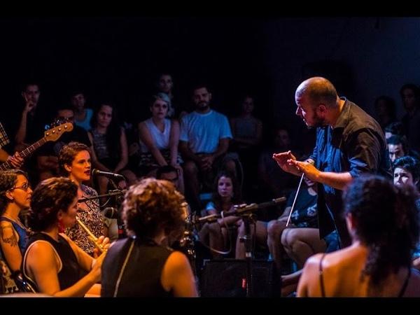 Ad Hoc Orquestra - Pequenas Sessões - Constantina | Coletivo Ana