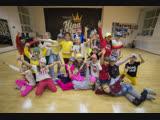 dance KIDS class ( 7 - 9 лет ) педагог Анастасия Михайлова