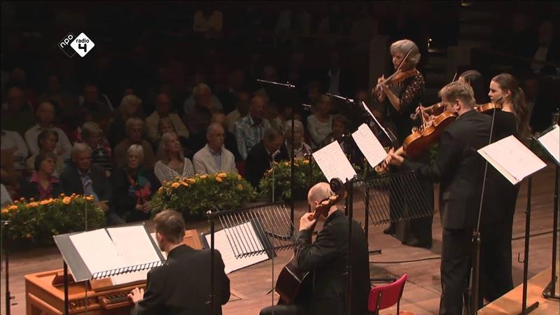 Bertali Missa Redemptoris - Concerto Palatino - Festival Oude Muziek Utrecht, deel II