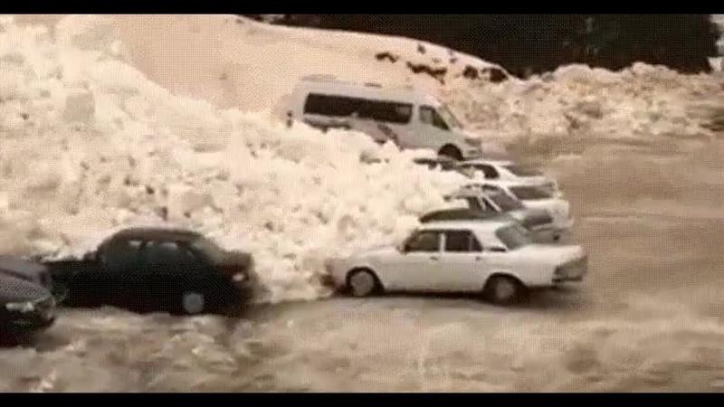 Videos de Desastres Naturales 6 Avalanchas de Nieve