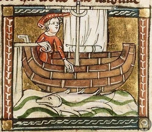 Пять странных зверей из Средних веков