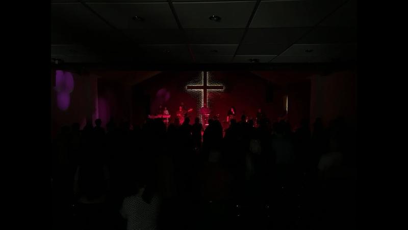 25 лет Церкви Слово Жизни г.Ноябрьск