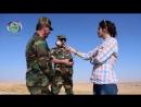 Подразделения Сирийской Арабской армии проводят операции зачистки от остатков террористов Daesh в пустыне провинции Хомс