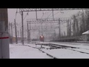 Электропоезда Последний из магикян ЭД4М-0413Аэроэкспресс,ЭД4М-0192