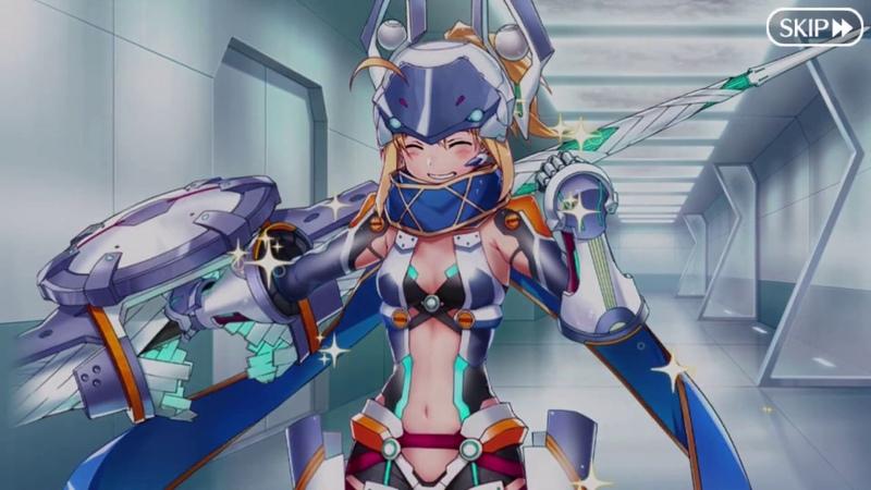 Fate/Grand Order - MHXX Voiced Valentine's Scene (English Subbed)