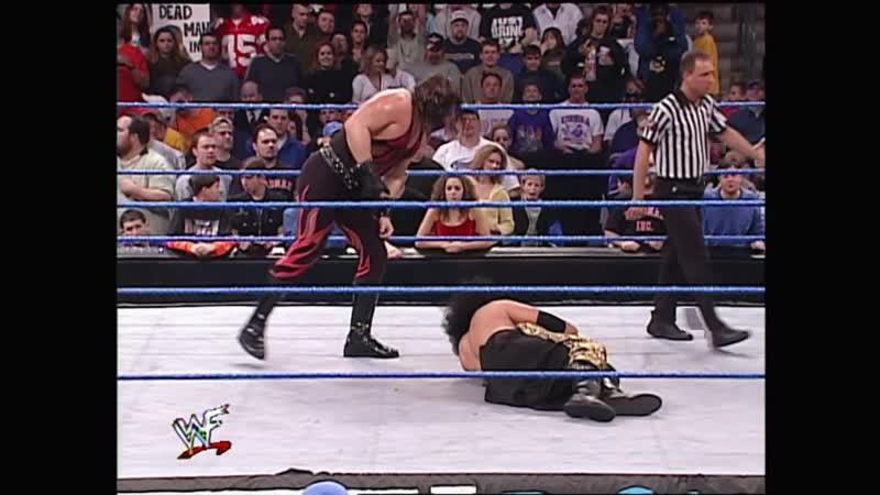 WWF SmackDown 01.02.2001 - Brothers of Destruction vs Rikishi Haku