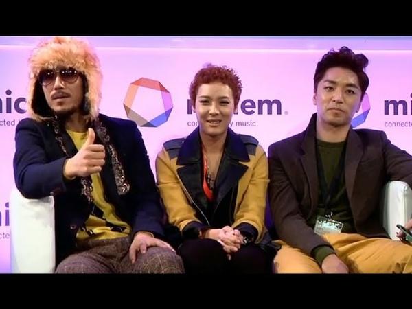 [Interview] Tiger JK, Tasha and Bizzy Talk About Sweet Dream, BIGBANG, 2NE1, and Korean Hip Hop