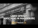 Magdeburg: Anschlag auf AfD-Büro