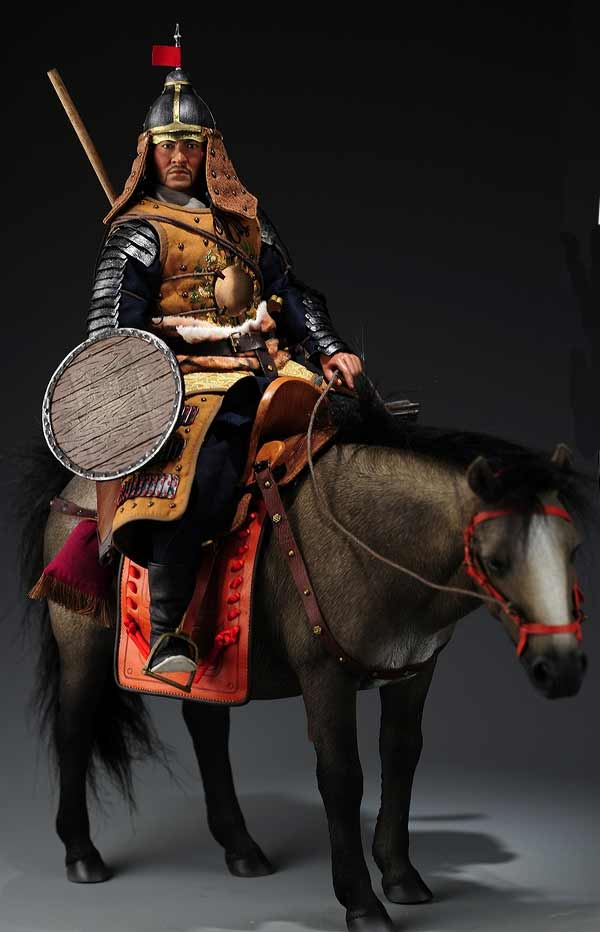 Монгольский воин
