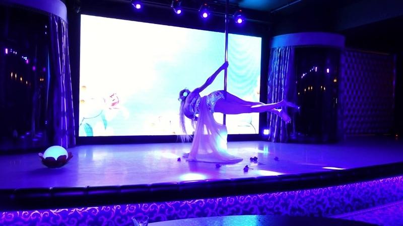 Юлия Крохалёва. Студия танца NUT Новосибирск. 6.10.2018. Отчетный концерт