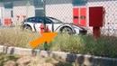 FERRARI PUROSANGUE SPY SPOTTED ! THE NEW SUV FERRARI MULE ON THE ROAD