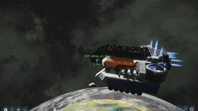 Space Engineers: Попали под обстрел