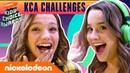 Annie LeBlanc Jayden Bartels Take on the Kids Choice Awards Challenge Nick
