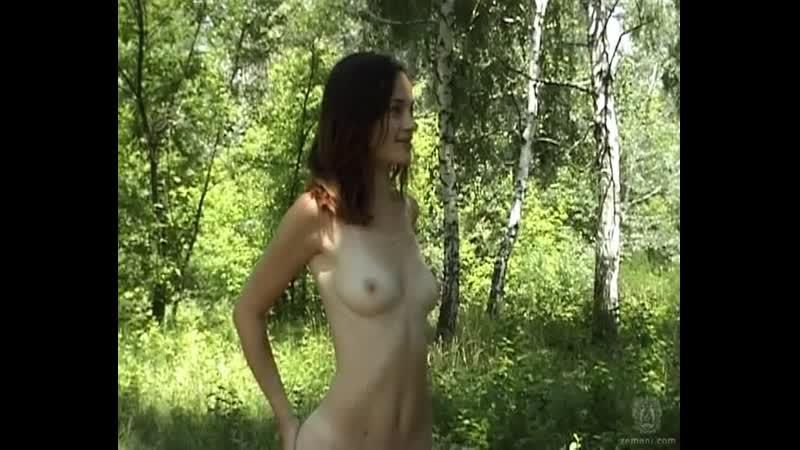 2013 02 25 Lesya - Birch forest ZEMANI Эротика hlamer.ru Красвью