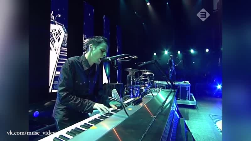 Muse - Space Dementia [Live At Pinkpop 2004]
