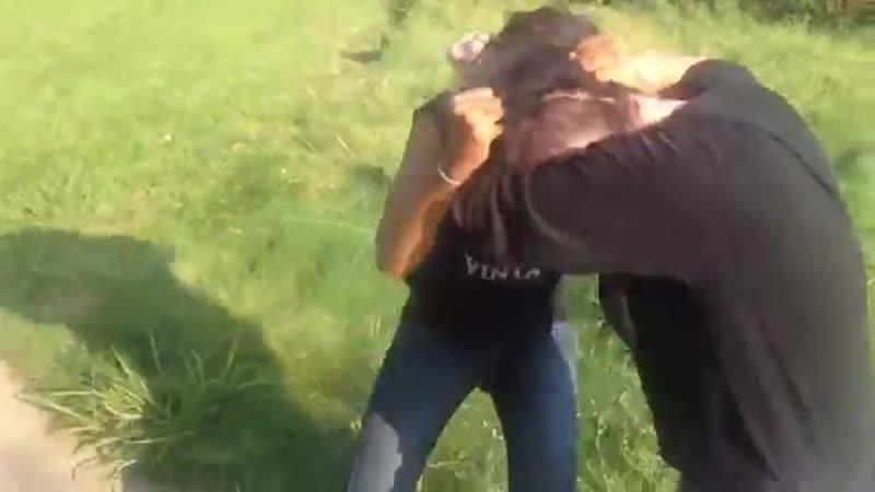 Exc Mikayla versus Alyssa or Alissa fuck it a white girl - YouTube