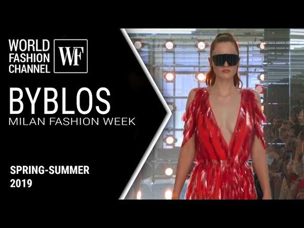Byblos spring-summer 2019 | Milan fashion week