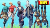 Fortnite NEW LEAKS: All Skins with Drum Major, Raining Doubloons, Slap Happy, Spring-Loaded Emotes