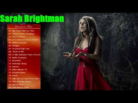 Sarah Brightman Greatest Hits Full Album_The Best Of Sarah Brightman Nonstop Playlist Live
