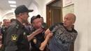 Мне не дали поцеловать моих любимых детишек.Юля привела в Басманный суд Гришу и Матвея.