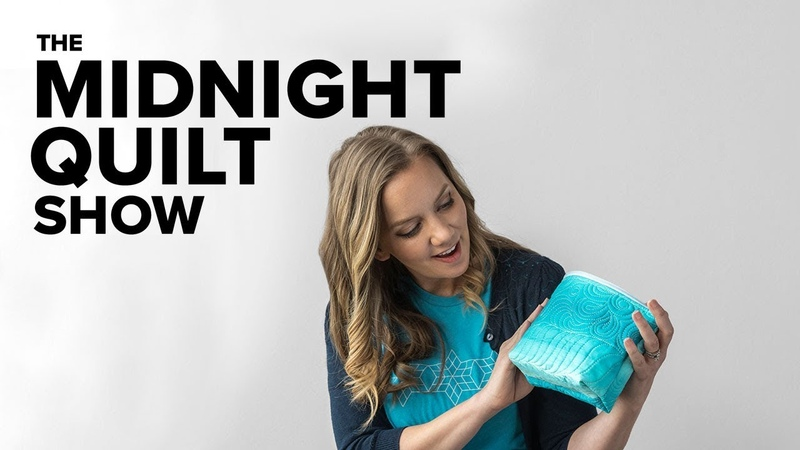 3 Designs Every Quilter Should Know | The Midnight Quilt Show with Angela Walters