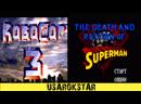 КАТАЕМ Robocop 3 И Death and Return of Superman