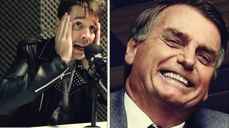Ganó Bolsonaro: ¡ALERTA MUNDIAL!   Emmanuel Danann