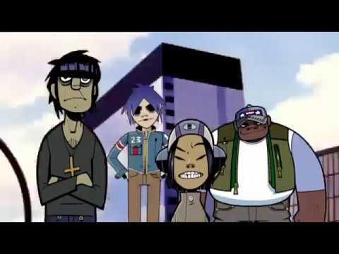 If GORILLAZ was an Anime... (Gorillaz Anime Opening)
