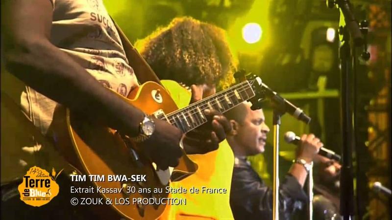 Tim Tim Bwa-Sek - Kassav au Stade France