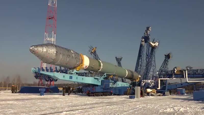 В Ямальском районе упадут части ракеты-носителя «Союз-2»
