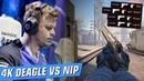 Crush 4k with Deagle vs Full Buy by NiP [CS:GO, IEM Katowice Major]