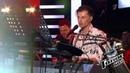Сын подыграл отцу Николай иСергей Арутюновы зажгли насцене Голос 60 Фрагмент выпуска от21 09 2018