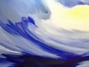 V.Titov - Oceanid A.G.Schüttfort-Hohmann - Colorful room - Ocean view