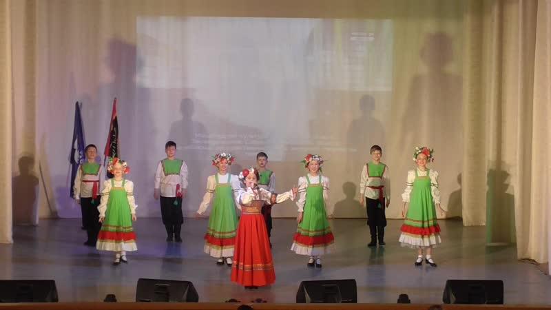 песня Сердце земли моей Кристина и театр танца Аллегро