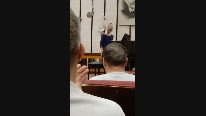 Выступление Василины