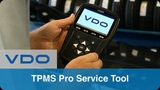 TPMS Pro VDO Tire Pressure Monitoring System Service Tool